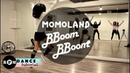 MOMOLAND BBoom BBoom Dance Tutorial Intro Chorus Breakdown