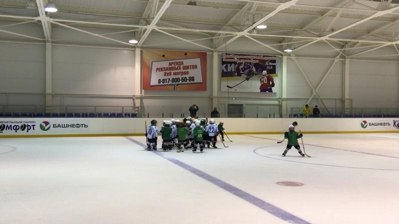 Хоккей - 12 ноября. Конец игры