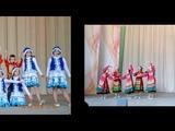Отчетный концерт ОБРАЗЦОВО ВОКАЛЬНОГО АНСАМБЛЯ Маленькие звездочки