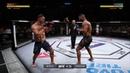EA SPORTS™ UFC® 3 Stipe Miocic VS Alistair Overeem PS4 PRO 4K