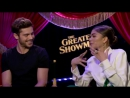 Zac Efron Zendaya_ How to do a perfect on-screen kiss, their fears, GREATEST S
