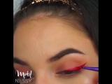 "Neslihan Babacan | ﷽ on Instagram: ""[Werbung] Serving you guys a throwback showing 5 WAYS to use liquid lipstick 💄🚫 MAKE SURE YO"