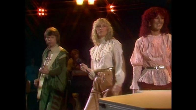 ABBA — Gimme! Gimme! Gimme! — 1981 [60fps 1080]