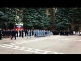Присяга в ЦПП Видное 08.06.18