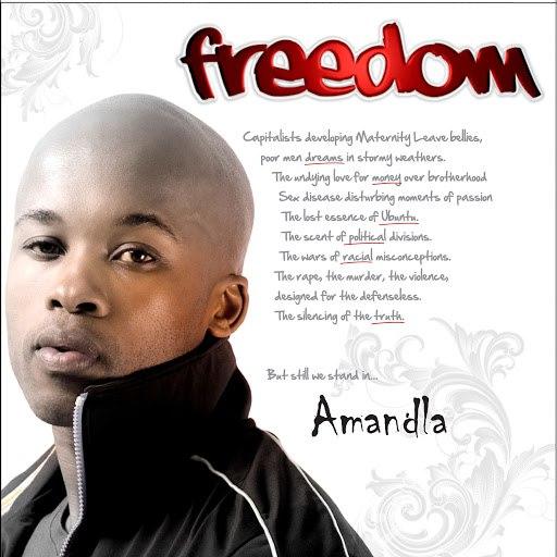 Freedom альбом Amandla
