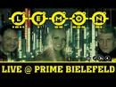 Lemon Чебурашка Live @ Prime Bielefeld