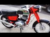 Мотоцикл JAWA 350 Californian Oilmaster, 1972 года