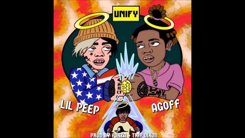 Lil Peep x AGoff - Unify