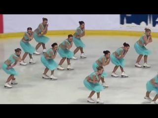 ISU World Junior Synchronized Skating Championships 2018