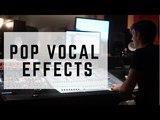 Pop Vocal Mixing Techniques Part 2 Lead Vocal Effects