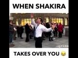 Энергия Шакиры.