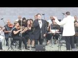 Мохнатый шмель, поет солист филармонии Алексей Попов с воронежским академическим симфоническим оркестром под управлением И. Верб
