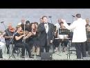 Мохнатый шмель поет солист филармонии Алексей Попов с воронежским академическим симфоническим оркестром под управлением И Верб