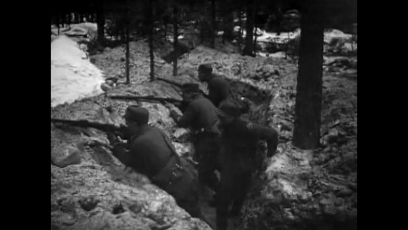 Зимняя война (8 серий) 6. Преодоление хаоса