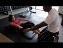 Workout With Rosa Acosta_ Abs Part 4