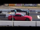 Chevrolet Camaro ZL1 против Ford Mustang Shelby GT350