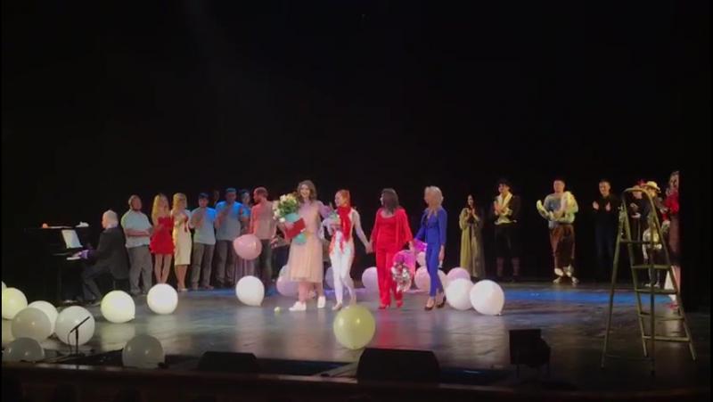 Театральный проект Большая сцена-3, Молодёжный театр Алтая. Поклон