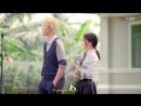 Момент из дорамы Озорной поцелуй - Playful Kiss Thai Version 1 серия