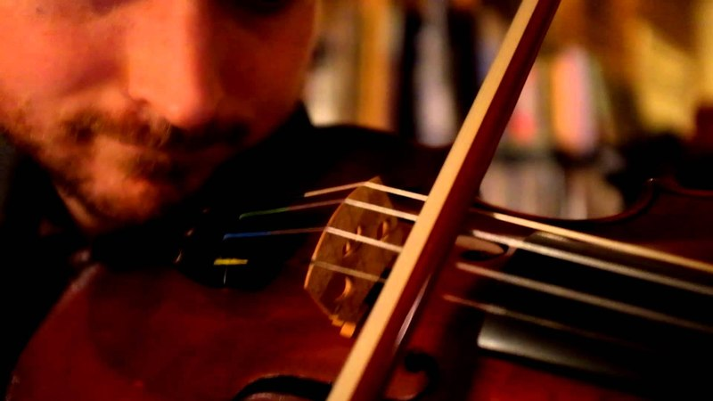 Danny Diamond - fiddle music from Ireland