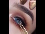 Подборка восхитительного макияжа глаз