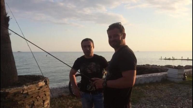 Сочинская рыболовная братва