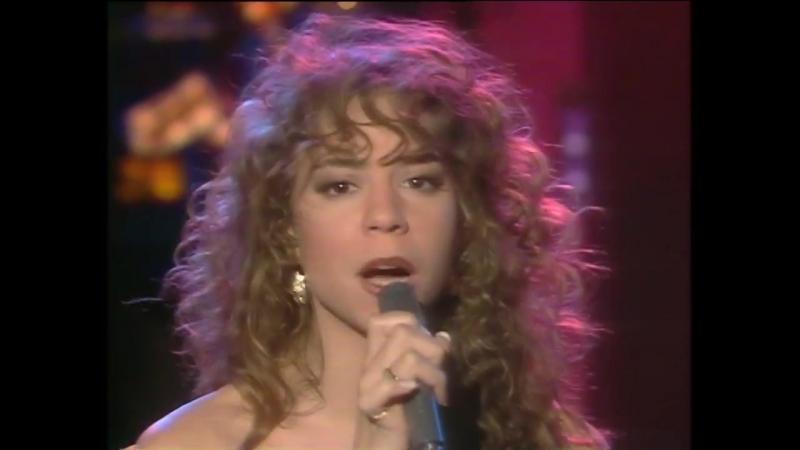 Mariah Carey - Love Takes Time on Swedish TV-show Kulan, 10 ноября 1990.