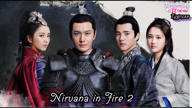 Nirvana in Fire II Episodio 7 DoramasTC4ever