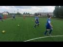 Футбольный урок
