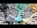 DIY Spoon Rose Jewelry