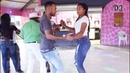 Baile de Bachata - Spanish Girl - República Dominicana