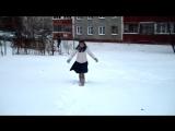 Машани - А у нас Снег (шуточная песня)