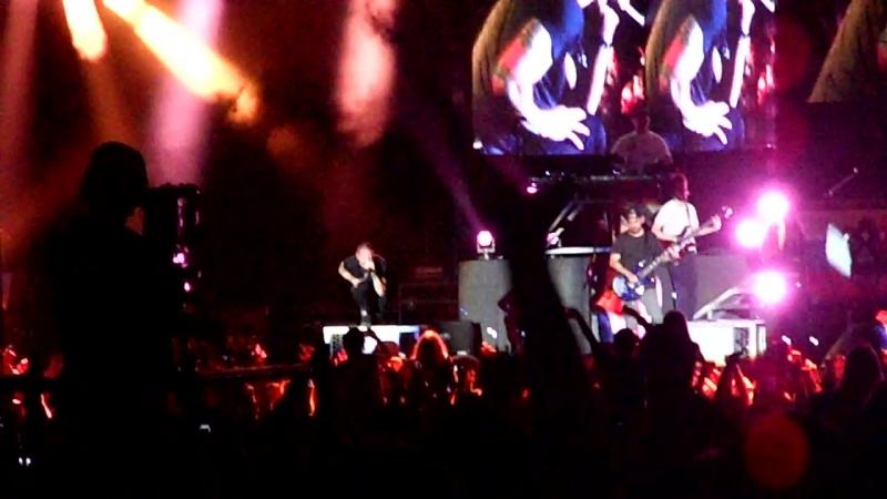 Linkin Park Live in Moscow 02 06 2014 Faint