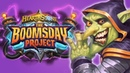 THE BOOMSDAY PROJECT Cards REVEALED Myra's Unstable Element Electra Stormsurge Hearthstone