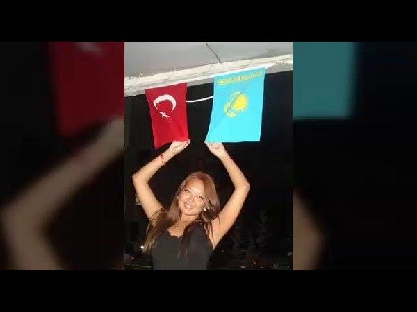 Turkish Girls - Türkdünyası Kızları Тюркские девушки Turkic Girls Turkishgirls