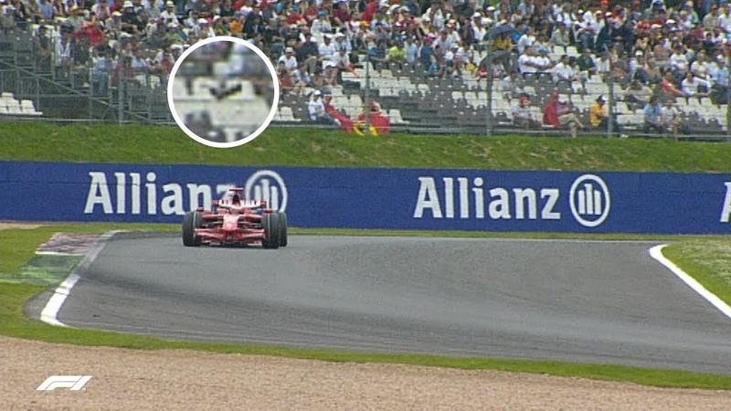 An Exhausting Race For Kimi Raikkonen   2008 French Grand Prix