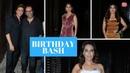Anand L Rai's Birthday Celebrations | Shah Rukh Khan | Anushka Sharma | Bhumi Pednekar