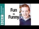 BBC English In A Minute 0012 EIAM: How to use fun and funny