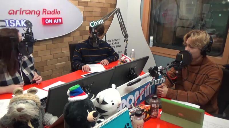 RADIO | 24.01.18 | Jun, Chan @ Arirang Radio K-POPPIN' IDOL CLASS 4 (Ep. 19)