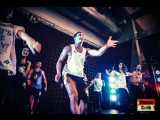 Macumba dance fitness training instructor Salerno