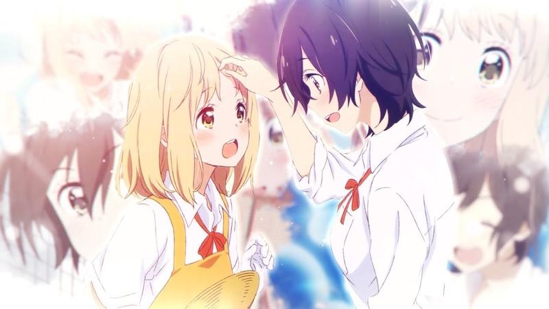 Kiss me slowly · [Asagao to Kase-san]