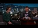 «Джимми Киммел в прямом эфире»: полный выпуск ток-шоу (Лос-Анджелес, 22.02.2018)