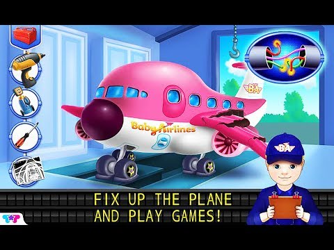 Baby Airlines | flying Baby Airlines | adorable airlines | flight simulator HD 3