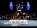 Top Powermoves WORLD BBOY CLASSIC 2018