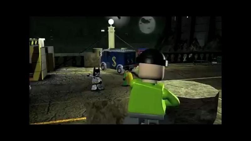 LEGO Batman The videogame (PSOne, commercial)