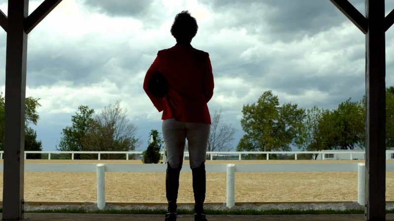 Why I ride. - Beezie Madden
