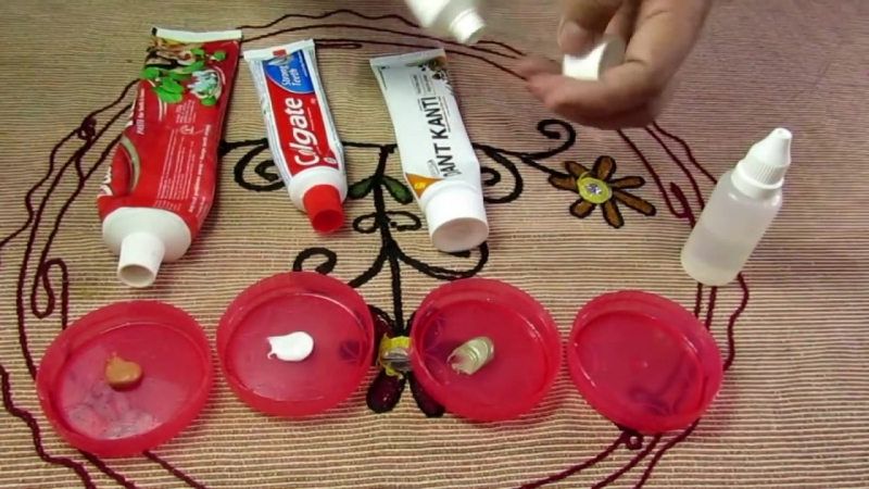 Amway glister toothpaste demo-Glister® Multi-action Fluoride Toothpaste.mp4