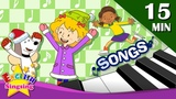 Can Let's Can you swim+More Kids Songs English songs for Kids Collection of Animated Rhymes
