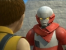 11. Confronting Fate Марти - железный мальчик