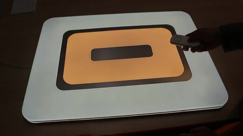 Светодиодный светильник QUADRON DOUBLE 136W Astrella ESTARES Maysun