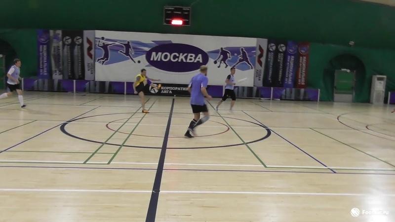 Видеообзор 5 07 2018 Метро Марьина Роща Любительский футбол